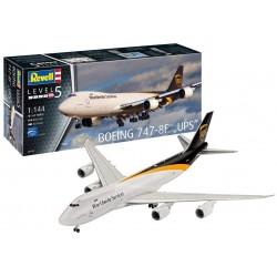 03912 REVELL BOEING 747-8F UPS