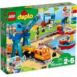 10875 LEGO® DUPLO POCIĄG TOWAROWY