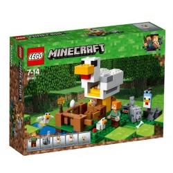 21140 LEGO® MINECRAFT KURNIK