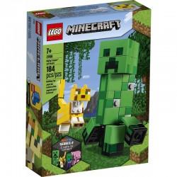 21156 LEGO® MINECRAFT BIG-FIG - CREEPER I OCELOT