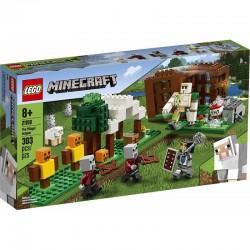 21159 LEGO® MINECRAFT KRYJÓWKA ROZBÓJNIKÓW