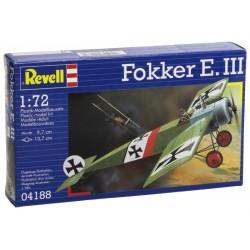 04188 REVELL FOKKER E III