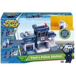 720815 SUPER WINGS POSTERUNEK POLICJI PAUL