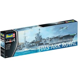"""05149 REVELL STATEK HMS ARK ROYAL """" TRIBAL CLASS DESTROYER"""