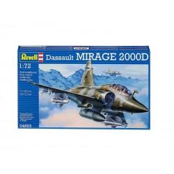 04893 REVELL DASSAULT MIRAGE 2000