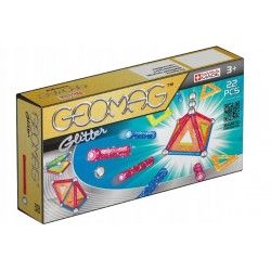 005308 GEOMAG GLITTER KLOCKI MAGNETYCZNE