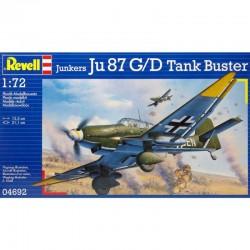 04692 REVELL SAMOLOT JUNKERS JU 87 G/D