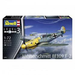03893 REVELL MESSERSCHMITT BF 109 F-2