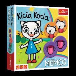 01894 TREFL GRA MEMOS KICIA KOCIA