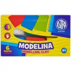 040025 MODELINA 6 KOLORÓW ASTRA