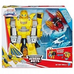 C1122 TRANSFORMERS BUMBLEBEE RESCUE BOTS
