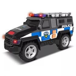 68411 DUMEL FLOTA MIEJSKA HUMMER POLICYJNY