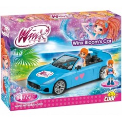 25086 COBI WINX CLUB BLOOM CAR AUTO SAMOCHÓD