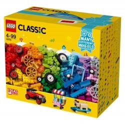 10715 LEGO CLASSIC KLOCKI NA KÓŁKACH