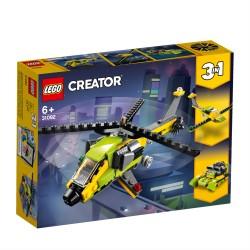 31092 LEGO CREATOR PRZYGODA Z HELIKOPTEREM