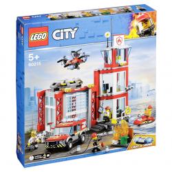 60215 LEGO CITY REMIZA STRAŻACKA