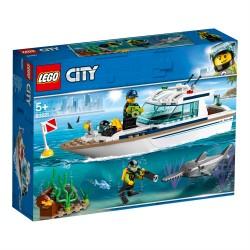 60221 LEGO CITY JACHT