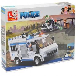 407074 SLUBAN KLOCKI POLICJA
