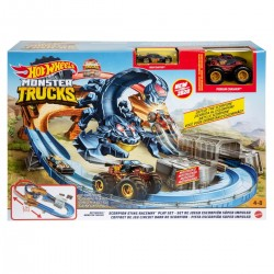 GNB05 HOT WHEELS TOR SKORPION MONSTER TRUCK