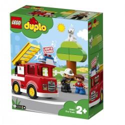 10901 LEGO DUPLO WÓZ STRAŻACKI