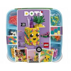 41906 LEGO DOTS POJEMNIK NA DŁUGOPISY ANANAS