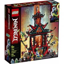 71712 LEGO NINJAGO IMPERIALNA ŚWIĄTYNIA SZALEŃSTWA
