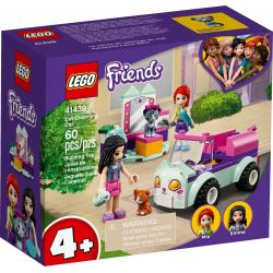 41439 LEGO FRIENDS SAMOCHÓD DO PIELĘGNACJI KOTÓW