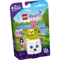 41663 LEGO FRIENDS KOSTKA EMMY Z DALMATYŃCZYKIEM