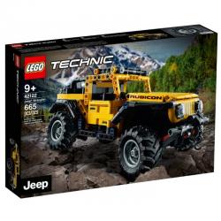 42122 LEGO TECHNIC JEEP WRANGLER