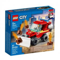 60279 LEGO CITY MAŁY WÓZ STRAŻACKI