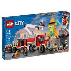 60282 LEGO CITY STRAŻACKA JEDNOSTKA DOWODZENIA