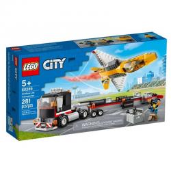 60289 LEGO CITY TRANSPORTER ODRZUTOWCA POKAZOWEGO