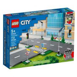 60304 LEGO CITY PŁYTY DROGOWE