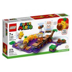 LEGO 71383 SUPER MARIO TRUJĄCE BAGNO WIGGLERA