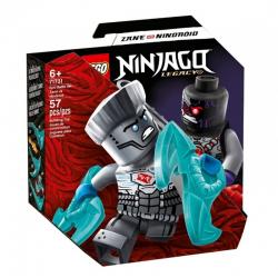 71731 LEGO NINJAGO EPICKI ZESTAW BOJOWY ZANE KONTRA MINDROID
