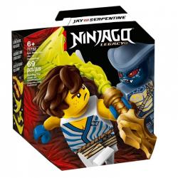 71732 LEGO NINJAGO EPICKI ZESTAW BOJOWY JAY KONTRA WĘŻON
