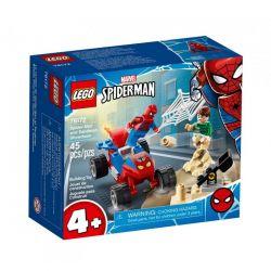 76172 LEGO MARVEL POJEDYNEK SPIDER-MANA Z SANDMANEM