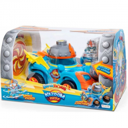 13991 SUPER THINGS ZINGS SERIA 6 POJAZD KAZOOM RACER