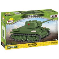 2702 COBI SMALL ARMY RADZIECKI CZOŁG T-34-85