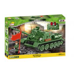 2541 COBI SMALL ARMY DZIAŁO SAMOBIEŻNE SU-100