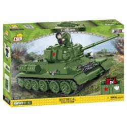 2542 COBI SMALL ARMY RADZIECKI CZOŁG T-34-85