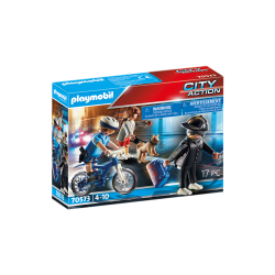 70573 PLAYMOBIL CITY ACTION POLICYJNY ROWER