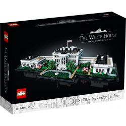 21054 LEGO ARCHITECTURE BIAŁY DOM