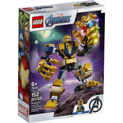 76141 LEGO MARVEL AVENGERS MECH THANOSA