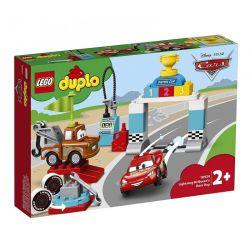 10924 LEGO® DUPLO DISNEY ZYGZAK MCQUEEN NA WYŚCIGACH