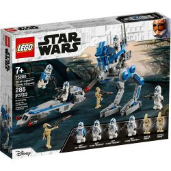 75280 LEGO STAR WARS ŻOŁNIERZE KLONY Z 501 LEGIONU