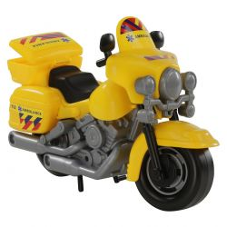 48097 POLESIE MOTOR RATOWNICZY CHOPPER POGOTOWIE
