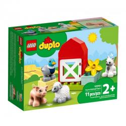 10949 LEGO DUPLO ZWIERZĘTA GOSPODARSKIE