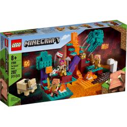 21168 LEGO MINECRAFT SPACZONY LAS