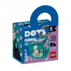 41928 LEGO DOTS ZAWIESZKA Z NARWALEM